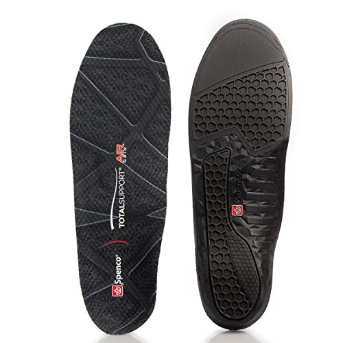 Spenco Insoles with Arch Support: Comfortable Shoe Inserts, Orthotic Inserts, Insoles for Men, Insoles for Women