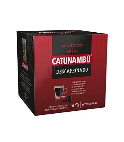 Catunambú - Cápsulas de café (Descafeinado) 16 unidades