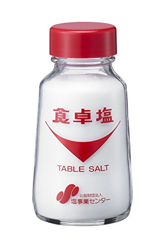 塩事業センター 食卓塩 100g