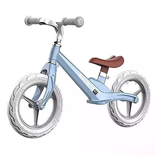 Upgrade Baby Balance Bike, Baby Walker Bicicleta de entrenamiento para niños con asiento y pedales ajustables, Scooter para niños pequeños Juguetes para montar en bicicleta para 2-6 años