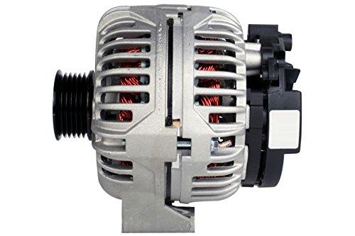 HELLA 8EL 012 428-721 Generator - 120A