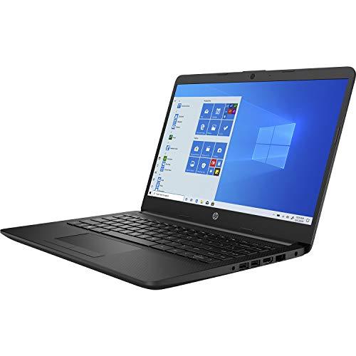 HP 14s cf3047TU 14-inch Laptop (10th Gen i3-1005G1/4GB/256GB SSD/Windows 10 Home/Integrated Graphics), Jet Black