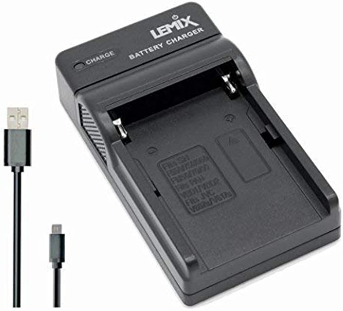 Lemix (LPE8) Cargador USB Ultra Slim para baterías Canon LP-E8 para Modelos (enumerados a continuación) Canon Series EOS EOS Rebel & Kiss