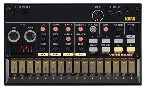 Korg VOLCA BEATS analoge drummachine