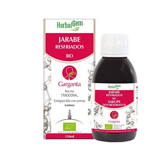 HerbalGem - Jarabe Resfriados (Bio) - 150 ml