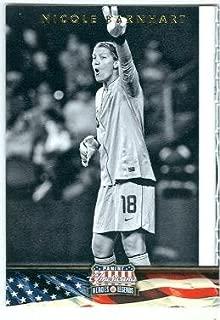 Nicole Barnhart trading card (USA Womens Soccer World Cup) 2012 Panini Americana #87