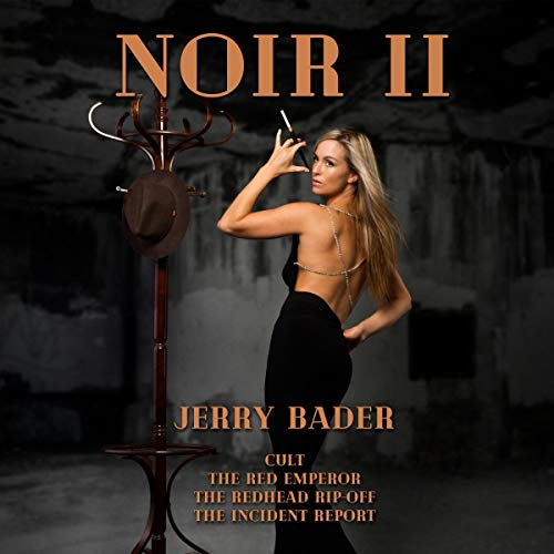 Noir II audiobook cover art