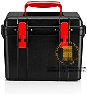 Hiniso Portable Dry Storage Box & Dehumidifier with Hygrometer for Digital Gadgets,DSLR SLR Mirrorless Instax Gopro Camer...