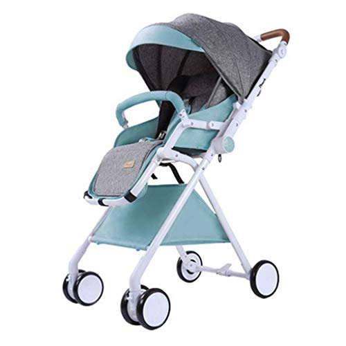 Why Should You Buy Cozy Baby Stroller, Convertible Reclining Stroller, Foldable and Portable Pram Ca...