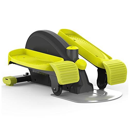XIHAI Mini Stepper, Mini Bicicleta PequeñO Equipo De Fitness para El Hogar, Fitness Stepper Resistencia Ajustable Sin Fuente De AlimentacióN 3 Modos De Ejercicio AeróBico