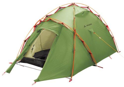 VAUDE Power Odyssee 2P - Tienda de campaña iglú, color verde, talla...