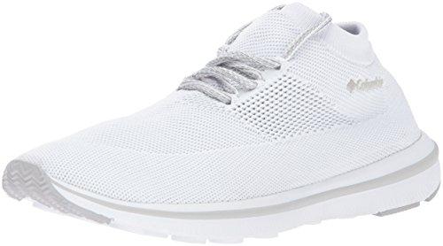 Columbia Damen Chimera Lace Multisport Outdoor Schuhe, Weiß - Weiß Cool Grey - Größe: 40 EU