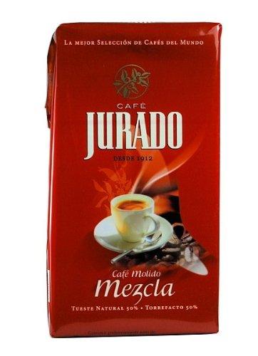 Spanischer Kaffee gemahlen / Café español mezcla - 0,25 Kg