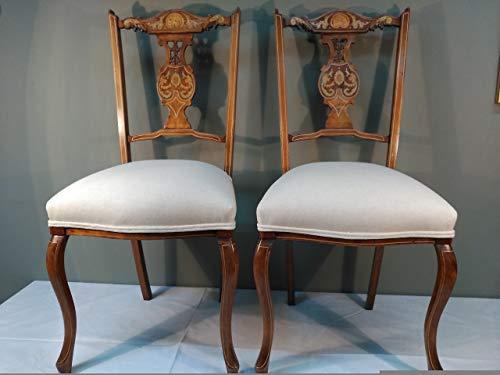 Silla Inglesas siglo XIX.