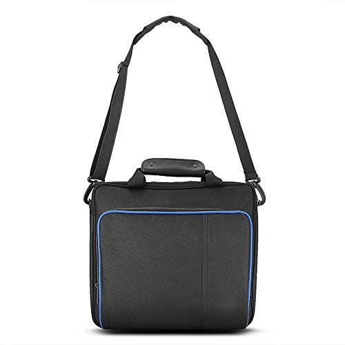 Draagtas met grote capaciteit, draagbare beschermende schoudertas, handtas voor PlayStation 4-console, draagtas en accessoires