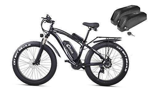 Bicicletas Eléctricas Plegables Adultos 1000W Marca Ceaya
