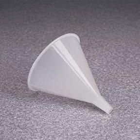 Nalgene Utility Funnels; High Density Polyethylene, 155mm [ 1 Pack(s)]