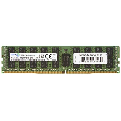 Arbeitsspeicher Samsung ECC Registered DDR4 16GB 2Rx4 2133MHz PC4-17000 RDIMM M393A2G40DB0-CPB