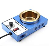 100mm Bain à Souder en Pot sans Plomb, Capacité 1200g 220V (prise EU)(EU Plug(300W))