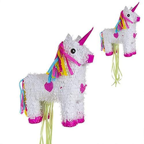 DCASA Piñata de tirar unicornio (290905), multicolor (1)