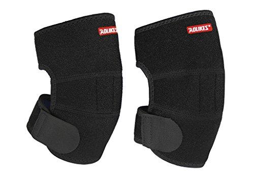 BXT 1 Paar Kinder Ellenbogenschoner Ellenbogenbandagen Sportbandagen Bewegung Tanz-Skating Fußball Reiten Armbinde Schutzausrüstung