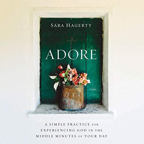 Adore audiobook cover art