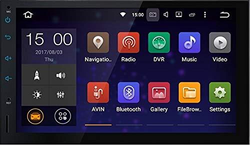 XTRONS TL702AP AUTORADIO 2 DIN BLUETOOTH GPS MP3 DIVX USB ANDROID 5.1 QUADCORE WIFI 3G