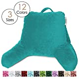 Nestl Reading Pillow, Medium Bed Rest Pillow with Arms for Kids Teens &...