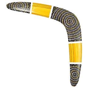 """Bumerang aus Holz """"Golden Sun"""". Traditioneller bumerang. Die besten Bumerangs zum Verkauf. Individualisierungsoption ist verfügbar."""