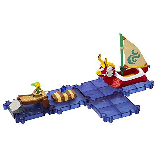 World of Nintendo – Zelda – King of Red Lion Playset – Lion Rouge + 1 Micro Figurine