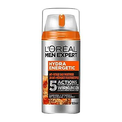 L'Oreal Men Expert Hydra Energetic Anti-Fatigue Moisturiser for Men 100 ml by L'Oréal
