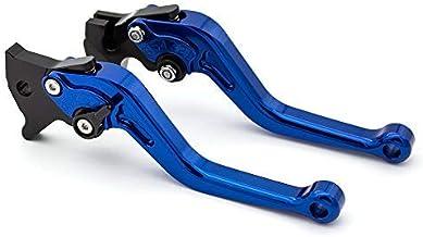 FXCNC Racing CNC Palancas de embrague de freno ajustables de aluminio para Triumph DAYTONA 675 R 2011-2017, SPEED TRIPLE 1050 2011-2015, SPEED TRIPLE R 2012-2015
