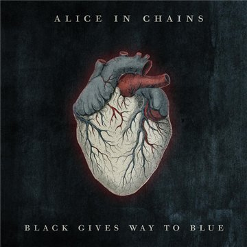 Black Gives Way To Blue by Alice In Chains (2009) Audio CD
