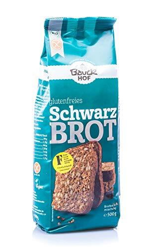 Bauck Bio Schwarzbrot, 500 g