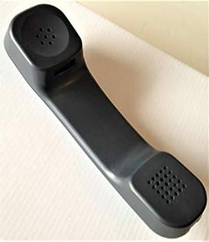 5 Pack of Black/Charcoal Panasonic Compatible Handsets DT300 NT300 Series Phone KX DT321 DT333 DT343 DT346 KXDT333 KXDT343 KXDT346 NT333 NT343 NT346 NT366 B Replacement Lot by DIY-BizPhones