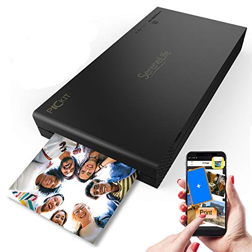 Portable Pocket Mini Instant 2x3 Wireless Digital Photo Printer Iphone Smartphone