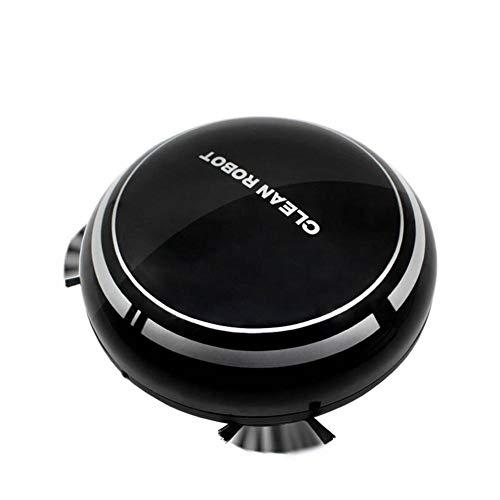 Robot Aspirador, aspirador Mini USB de carga Barredora Robo de barrido inteligente Fuerte succión Por Favourall