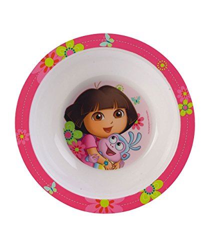 FUN HOUSE Dora Bol Micro-ondable diamètre 16 cm