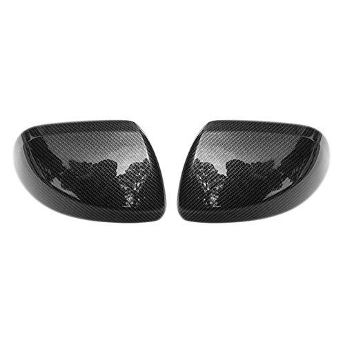 CareMont für Mercedes Vito W447 2014-2018 ABS Kohle Faser AuuEn RüCkansicht RüCkspiegel Abdeckung FlüGel Spiegel Abdeckungen Kappen