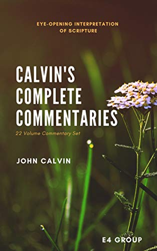 Calvin's Complete Commentaries