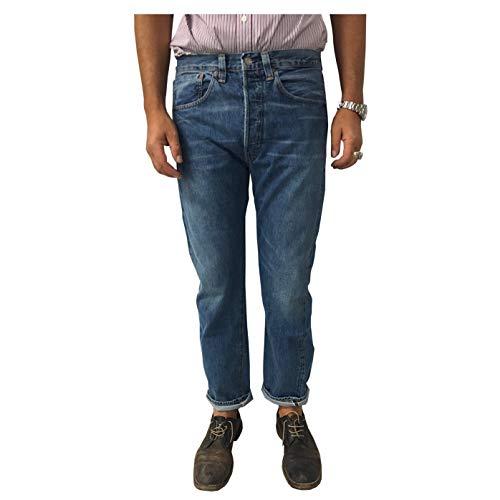 Levi's Vintage Clothing Jeans Uomo 501 1947 47501-0174 100% Cotone (W38 L34)