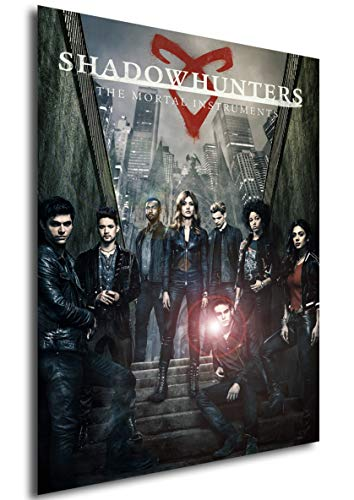 Instabuy Posters TV Series - Shadowhunters Poster (Poster 70x50)