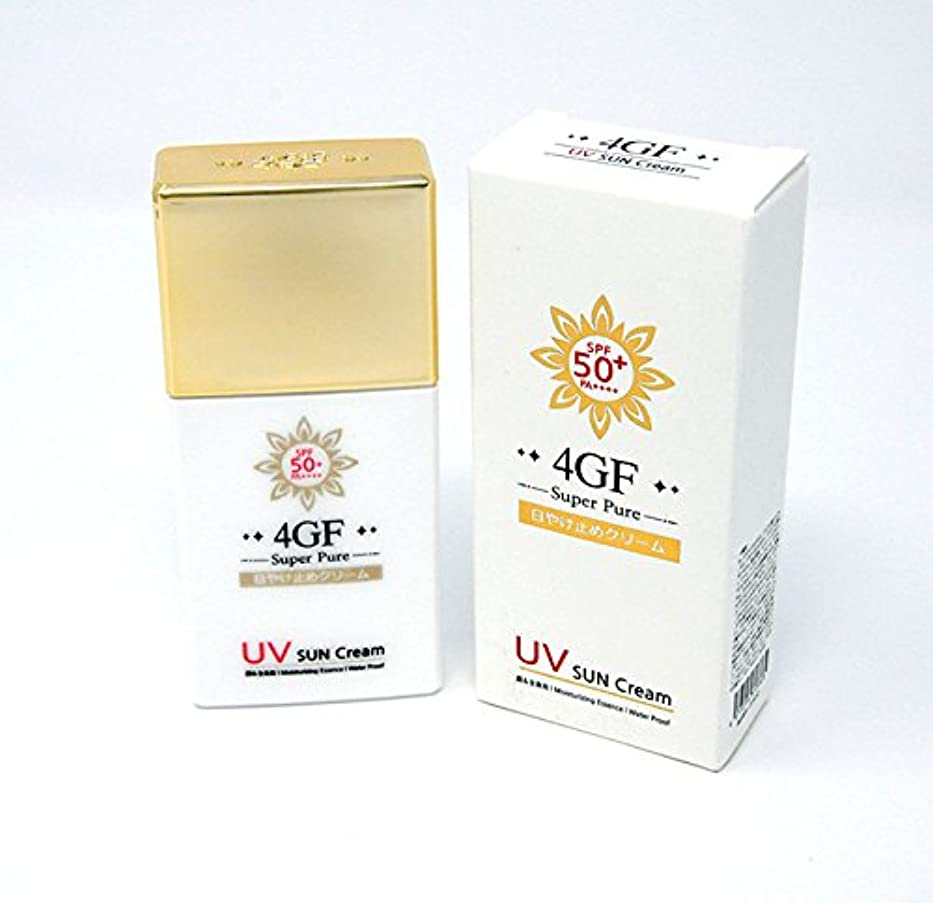 紫の辞任する勇者4GF UV SUN Cream (エバーセルSUNクリーム アミノス) - KH762132