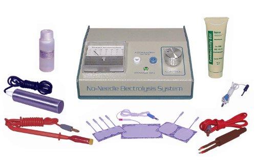 Система трансдермального электролиза для перманентного удаления волос салонного качества AVX400 +