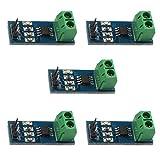 Youmile 5 Pack 30A Modulo sensore di corrente Modulo ACS712 PER Arduino