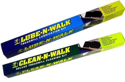 ALL TREADMILL Cleaning and Lube N' Walk COMBO 2 Kits !