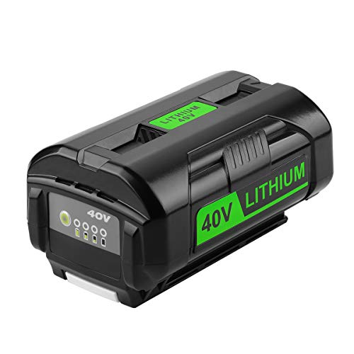 Energup Replacement 6.0Ah OP4050A 40V Lithium Ryobi Battery for Ryobi 40Volt Battery Cordless Tools OP4015 OP4026 OP40201 OP40261 OP4030 OP40301 OP4040 OP40401 OP4050 OP40501 OP40601 Ryobi 40V Battery