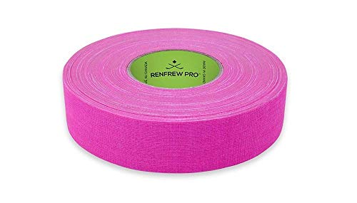 Renfrew PRO Schlägertape 24mm x 25m NEON HOT PINK - Eishockey - Inlinehockey - Hockey - Tape