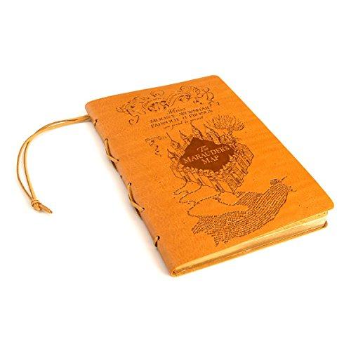 Harry Potter Marauder's Map Journal