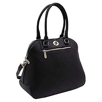 ellen tracy leather handbags